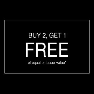 Other - Buy 2, get 1